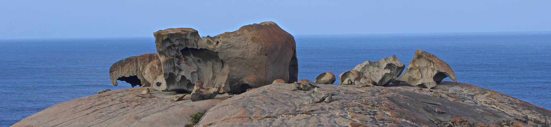 How are Remarkable Rocks formed?